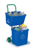 Recycling Bin Dolly Bin Dolly